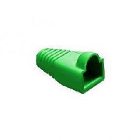 Manchon Vert pour RJ45 - Diam 6.1 mm - Paquet de 10 pcs