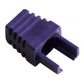 Manchon type surmoulage Violet - Paquet de 10 pcs