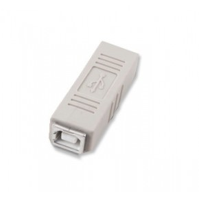Changeur de genre USB B F / F