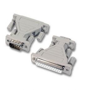 Adaptateur DB9M / DB25F
