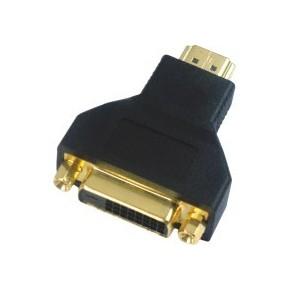 Adaptateur HDMI 19 M / DVI-D (24+1) F