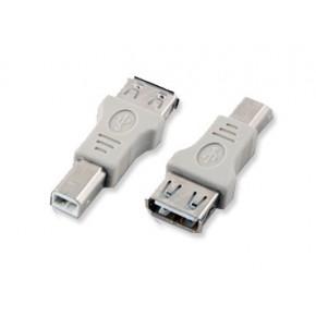 Changeur de genre USB A - F / B - M
