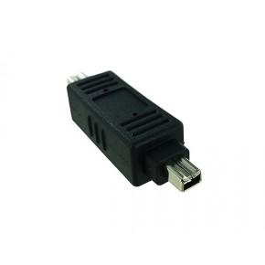 Adaptateur FireWire 4 M / 4 M monobloc
