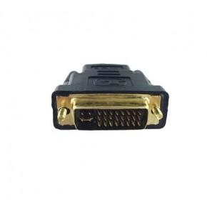 Adaptateur DVI-I (24+5)  M / HDMI 19 F