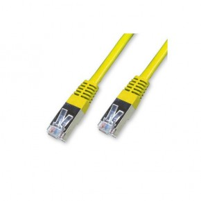Cordon Cat 6 SSTP Jaune - 7m