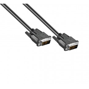 Cordon DVI-D single link (18+1) M / M - 10 m