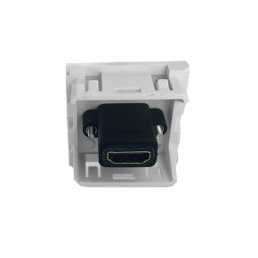 Plastron 45x45 HDMI F/F