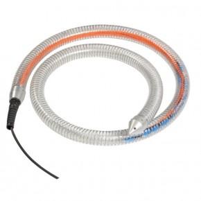 Chaussette de Tirage & tube de protection Metal - jusqu'à 24 fibres