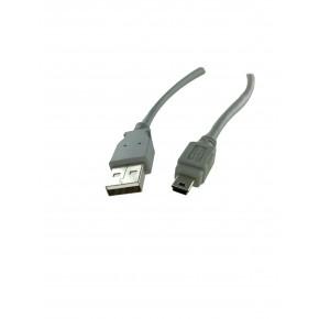 Cordon USB 2.0 A-MiniB M / M - 1,5 m