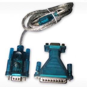 Adaptateur USB 2.0 - Série RS-232 DB9 - 1.8 m - 2100116