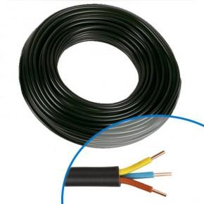 Touret de 1000m - Câble  R02V   4X10