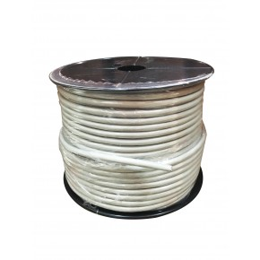 Câble SFTP multibrin Cat 6 Gris - 100 m