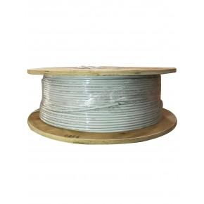 RAMCRO - Câble monobrin - 4 paires Cat.6 F/UTP LSHF - 500M