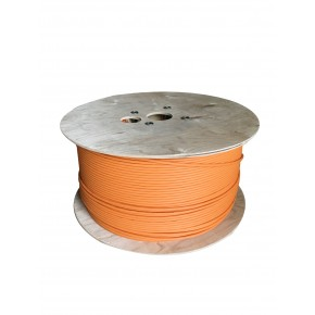 Câble NEXANS - 2 x 4 paires Cat.6A F/FTP LSZH - 500M - Orange