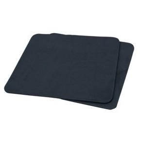 Tapis de souris éco noir 4 mm