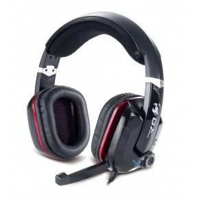 GENIUS - Casque gamer syst 7.1 virtuel. Micro - Cavimanus EOL