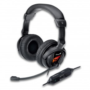 GENIUS - Casque Gaming vibrant avec micro repliable EOL