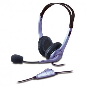 GENIUS - Micro Casque, anti-bruit, ajustable - HS-04S EOL