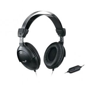 GENIUS - Micro Casque, bonne isolation sonore, ajustable HS-M505X EOL