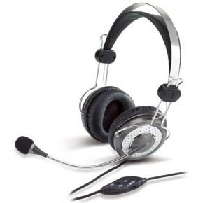 GENIUS - Micro Casque Professionel, Anti-Bruit, ajustable - EOL