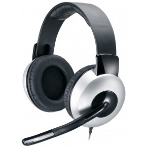 GENIUS - Micro Casque bandeau, Design deluxe, ajustable - HS-05A EOL