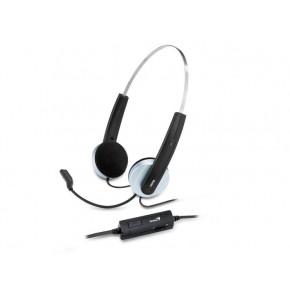 GENIUS - Micro Casque, connecteur USB, ajustable - HS-210U - EOL