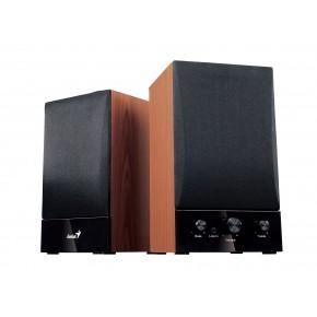 GENIUS - Enceinte caisse bois - 40(2x20) -3 boutons - SP-HF 1250B EOL