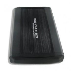 """Boitier externe USB 2.0 pour Disque SATA 2""""5"""