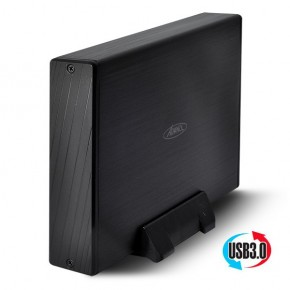VELOCITY DISK S8 Boitier externe USB 3.0 pour HDD 3.5 SATA jusquà 2 T