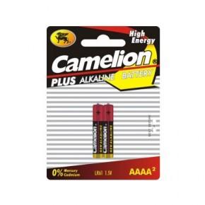 Piles alcaline LR 61 - AAAA - pack de 2