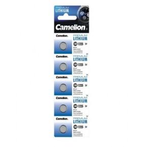 Piles lithium bouton CR 1225 pack de 5