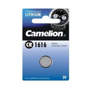Piles lithium bouton CR 1616