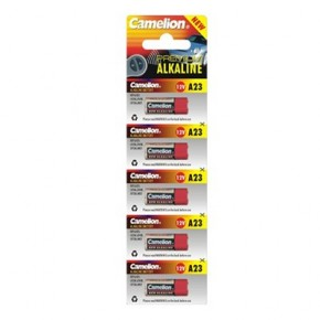 Piles alcaline LR 23A 12V - pack de 1