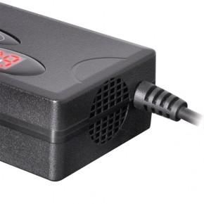 Chargeur universel pour ordinateur portable 110 W 9 embouts Noir