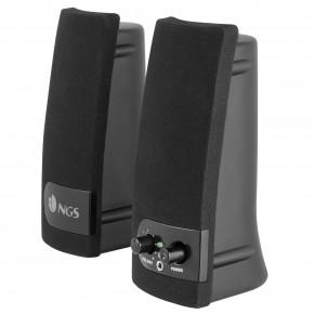 Kit enceintes 2.0 USB - NGS