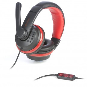 Micro Casque audio PC USB - NGS