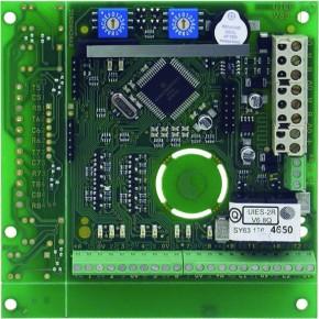 Carte interface bus configurable en 8 entrées ou 8 sorties - Prévoir BTVUP ou CALxx
