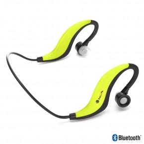 Casque Bluetooth IPX4 Sport - Jaune et Noir - NGS