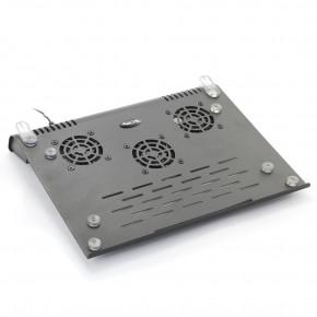 Support ventilé métal pour notebook - 3 ventilateurs - NGS