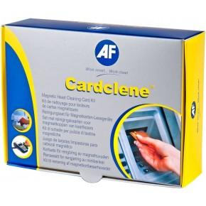 AF - Cardclene Kit, Cartes de nettoyage x20, avec vaporisateur 70ml