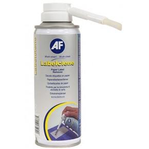 AF - Labelclene, Aérosol avec brosse applicatrice, décolle étiquette