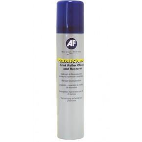 AF - Platenclene,  Pour rouleaux et galets en caoutchouc, Vapo 100ml
