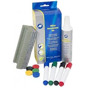 AF - White Boardclene Kit, Kit de nettoyage pour tableaux blancs