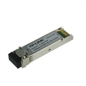 Module Mini GBIC Duplex LC Gigabit multimode - 550 m