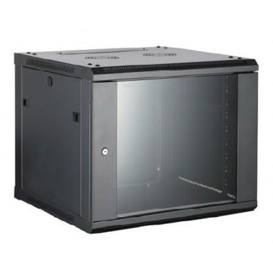UPTEC - Coffret 19'' 9U 450mm avec panneaux amovibles