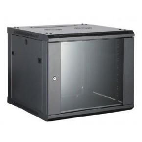 UPTEC - Coffret 19'' 9U 600mm avec panneaux amovibles