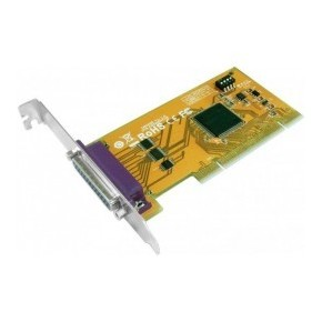Carte PCI paralléle 32 bits low profile
