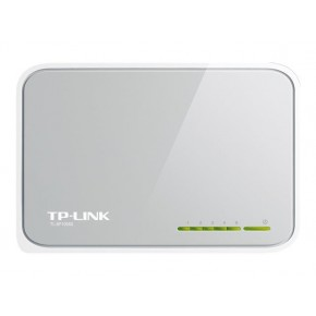 Switch TP-LINK 5 ports soho 10/100 MBP Blanc TL-SF1005D