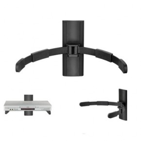 Support d'élément - 9.1Kg max - écartement de 8 à 30 cm