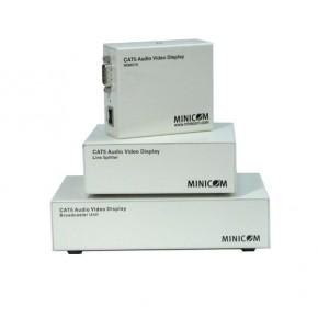 ComQi Line Splitter AVDS 8 ports - 0VS22015